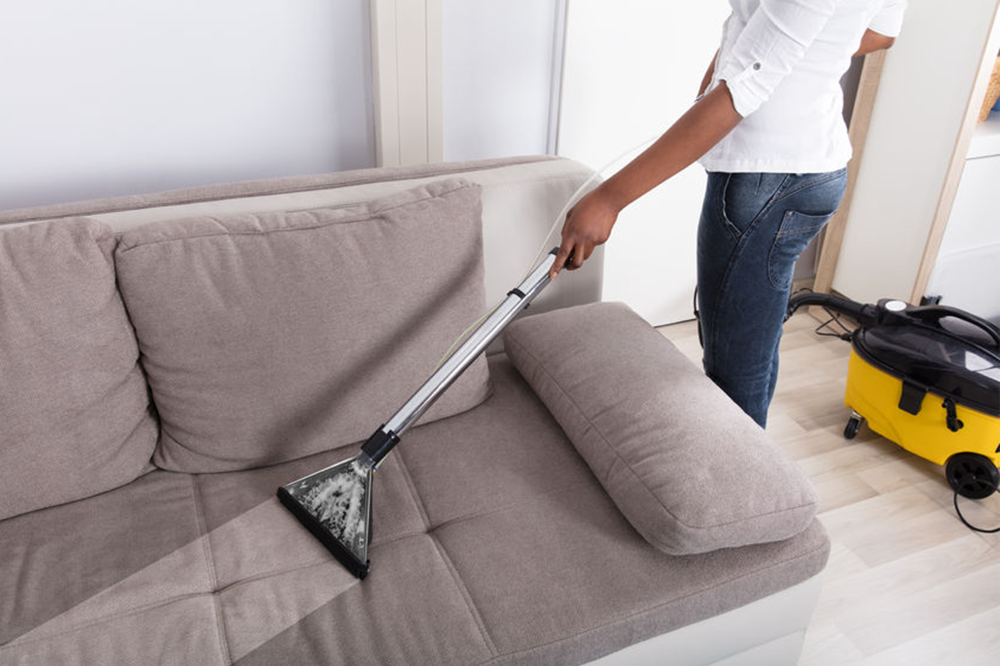 Sofa Cleaning Five Dock
