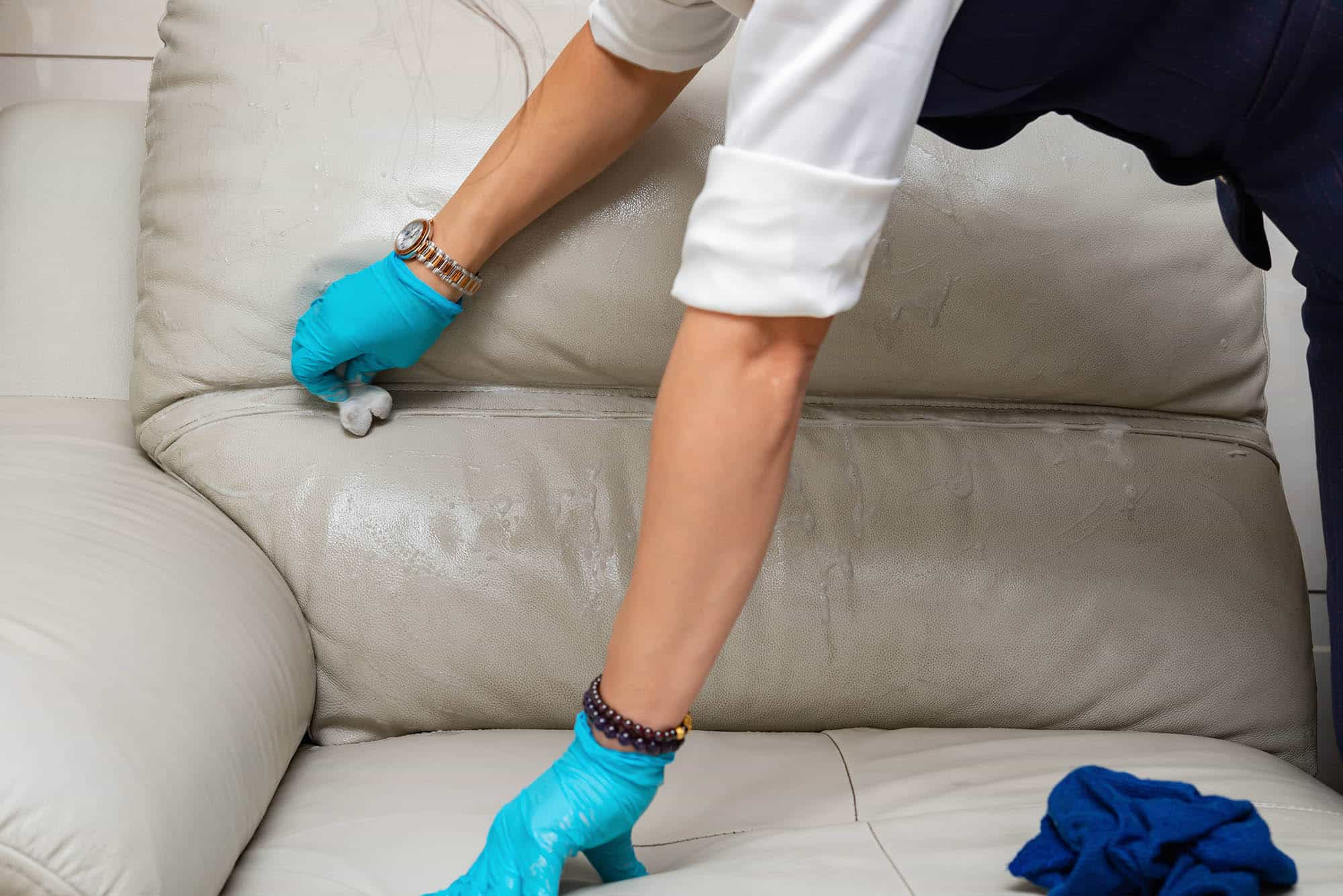 Sofa Cleaning Granville