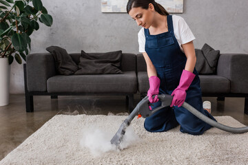Best Lounge steam cleaning in longueville