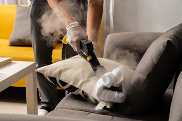 Best Sofa Steam cleaning in longueville