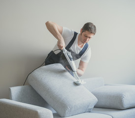 Best Sofa steam cleaning in Willoughby